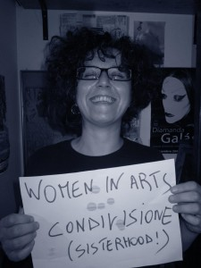 donasonica for women in arts